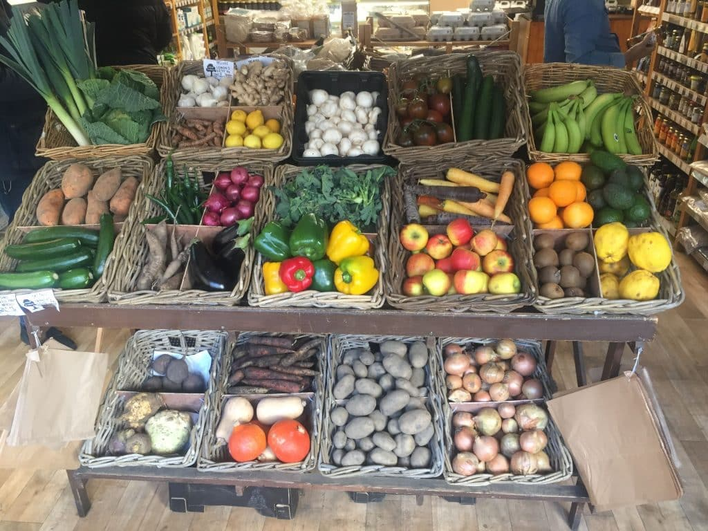organic delivery gosforth